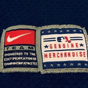 "Nike Tops - Genuine Atlanta Braves Jersey ""7"" ""FRANCOEUR"""